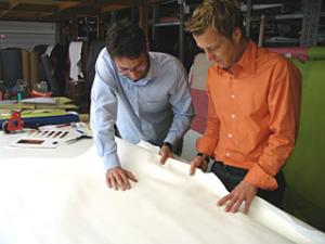 Michael und Bernd Jacobs