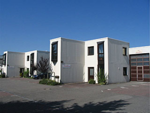 Jacobs-Firmengebäude